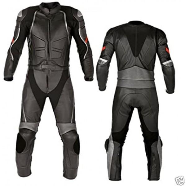 Motorcycle Racing biker Leather Suit