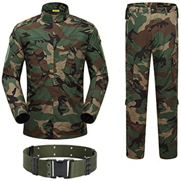 Military Tactical Mens Hunting Combat Suit
