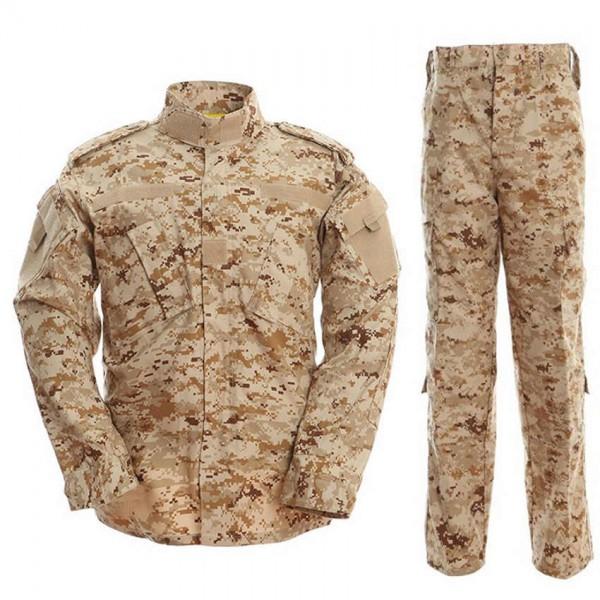 Security Military Uniform Tactical Combat Suit