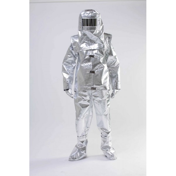 High Temperature Aluminium Suit