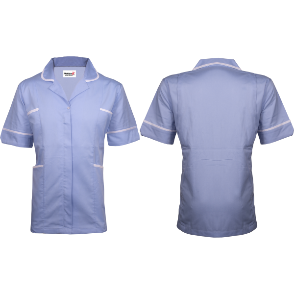 Scrub Shirt Blue