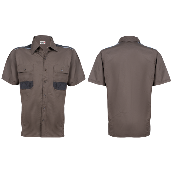 Dress Shirt Brown